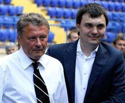 Евгений Красников может стать спортивным директором сборной Украины