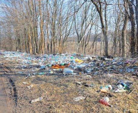 На Харьковщине инвентаризируют места утилизации бытовых отходов