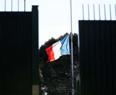 Горсовет выразил соболезнования в связи с терактом во Франции