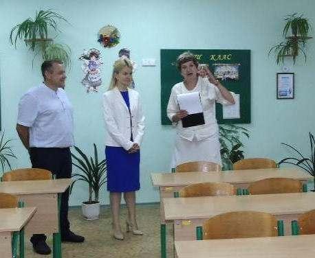 В Харьковской области уже формируется первая опорная школа