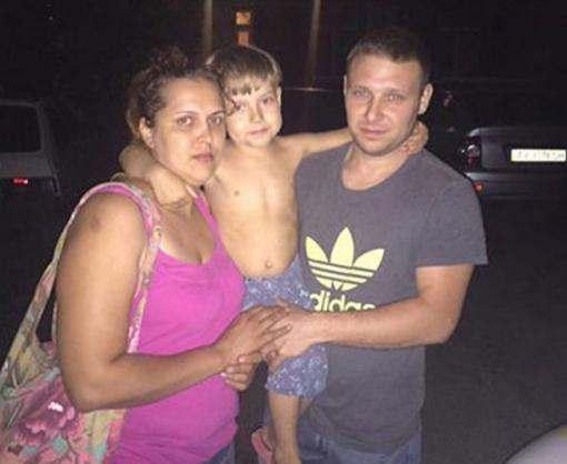 В Харькове потерялся трехлетний супергерой