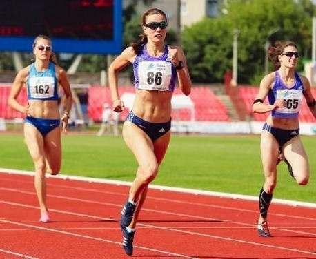 Харьковчанка победила на международном турнире по легкой атлетике