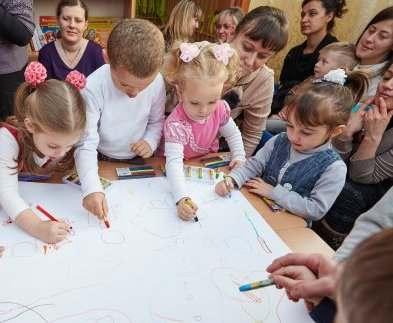 В Харькове в помещении налоговой откроют детский сад