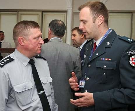 В Харьковской области экспериментируют европейские полицейские