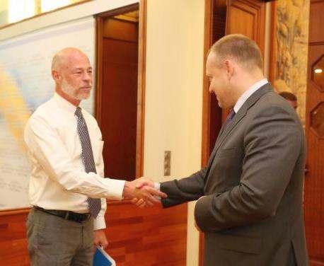 Волонтеры Корпуса Мира США могут вернуться в Харьковскую область