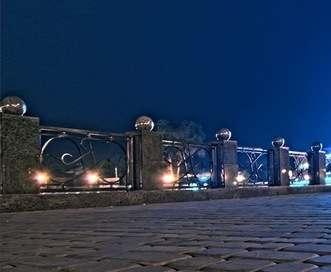 В Харькове реконструируют набережную