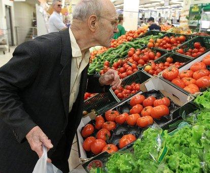 В Харькове резко подешевели помидоры