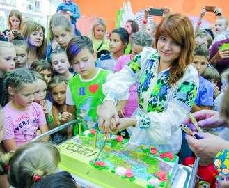 В Харькове у мальчишек и девчонок теперь есть своя планета
