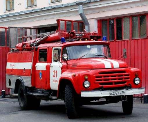 В Харькове загорелось здание Апелляционного суда