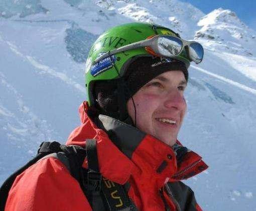 Харьковский альпинист стал «Снежным барсом»