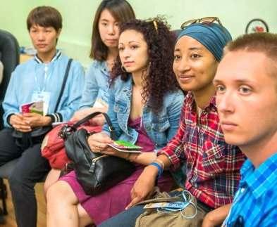 Что сломали иностранные студенты в Харькове