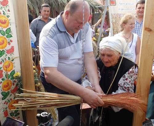 Веники стали визитной карточкой села Лиман