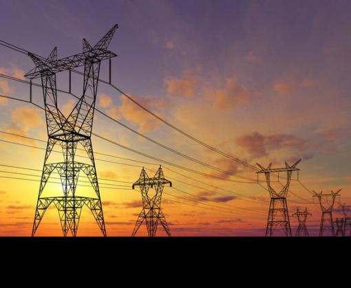 «Харьковоблэнерго» установило график отключений электроэнергии на август
