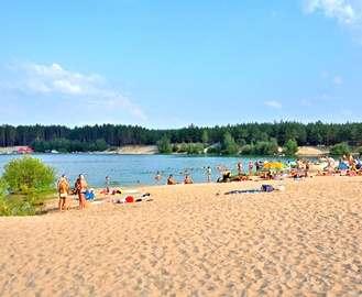 Безлюдовский пляж освобождают от арендатора