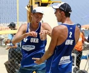 Пляжный волейбол: харьковчане вошли в восьмерку сильнейших пар мира