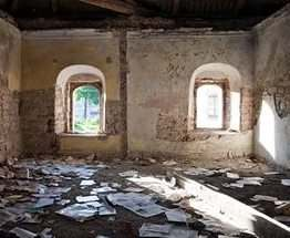 Под Харьковом рухнул дом: погибла женщина