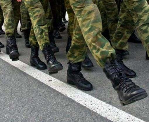 В военном параде впервые примут участие резервисты