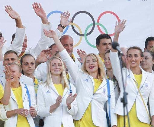 Знаменосцем украинских олимпийцев станет самый опытный спортсмен