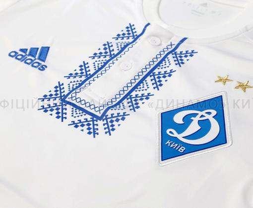 Киевское «Динамо» оденут в вышиванки