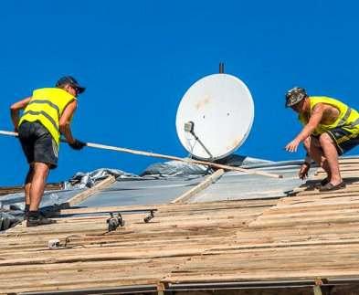 Где в Харькове ремонтируют шиферные крыши