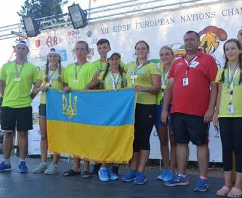 Харьковчане выиграли чемпионат Европы по гребле