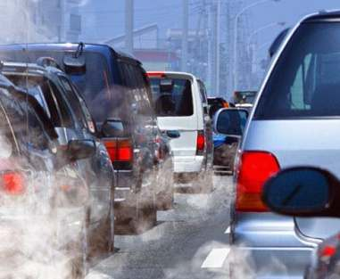 Автомобили портят воздух: состояние атмосферы в Хаьковской области