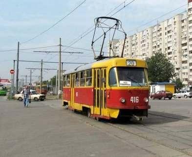 В Харькове отменят трамвай №7