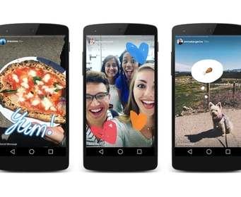 Instagram обвинили в воровстве идей у конкурентов