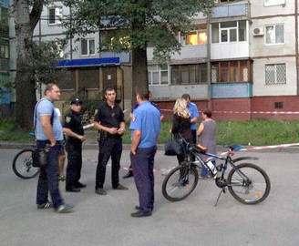 В Харькове устроили стрельбу на Салтовке
