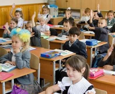Харьковских первоклассников будут учить по новой программе