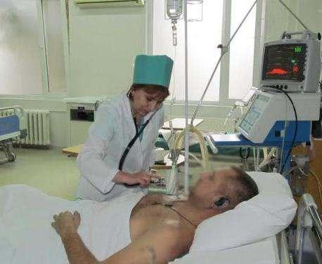 На Харьковщине создана система оказания комплексной медпомощи участникам АТО