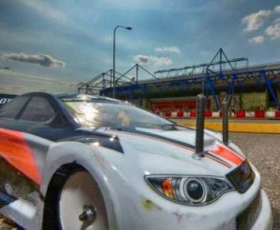 В Харькове пройдут соревнования по автомодельному спорту