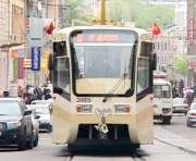 Два трамвая в Харькове изменят маршруты