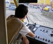 В Харькове по площади Первого Мая снова ходят трамваи