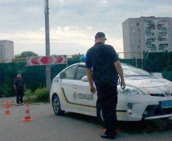 В Харькове нашли мину на Москалевской