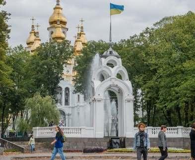 В Харькове на Зеркальной струе появится QR-код