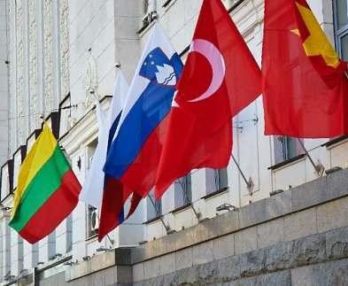 На День города в Харьков съедутся представители 13 стран мира
