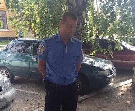 На Харьковщине СБУ задержала на взятке следователя Нацполиции