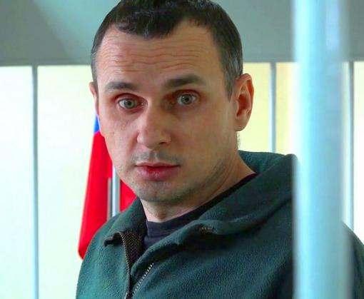 Олег Сенцов написал письмо украинцам