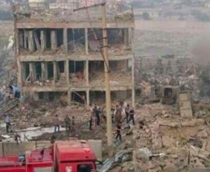 В Турции взорвали здание полицейского участка: есть погибшие