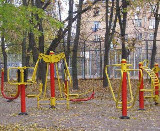 В Харькове на Новых Домах появится новая спортплощадка