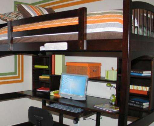 Какой должна быть кровать для школьника