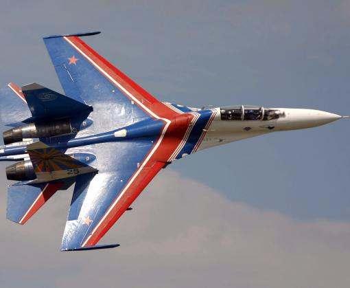 Россия заявила о приведении военной авиации на границе с Украиной в двухминутную готовность