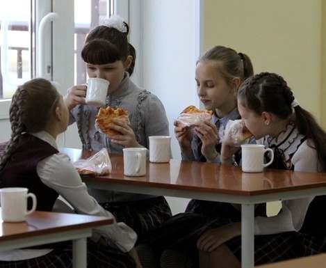 В харьковских школах продолжат бесплатно кормить учеников 1-4 классов