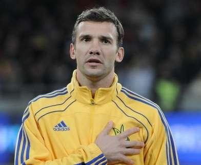 Андрей Шевченко расстался с пятью игроками сборной