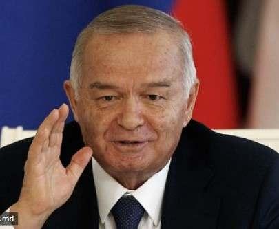 Умер президент Узбекистана Ислам Каримов