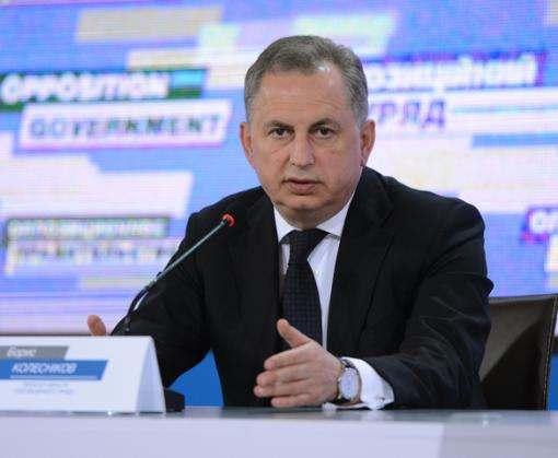 Борис Колесников: «Без новой Конституции не будет мира в Украине»