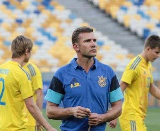 Украина – Исландия: дебют Андрея Шевченко вышел скромным