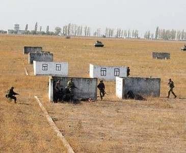 В Харькове создадут полигон специальной подготовки к действиям в экстремальных условиях