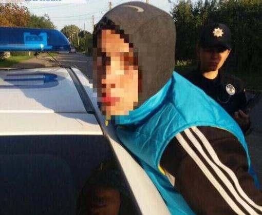 Харьковчанка сдала сына в полицию